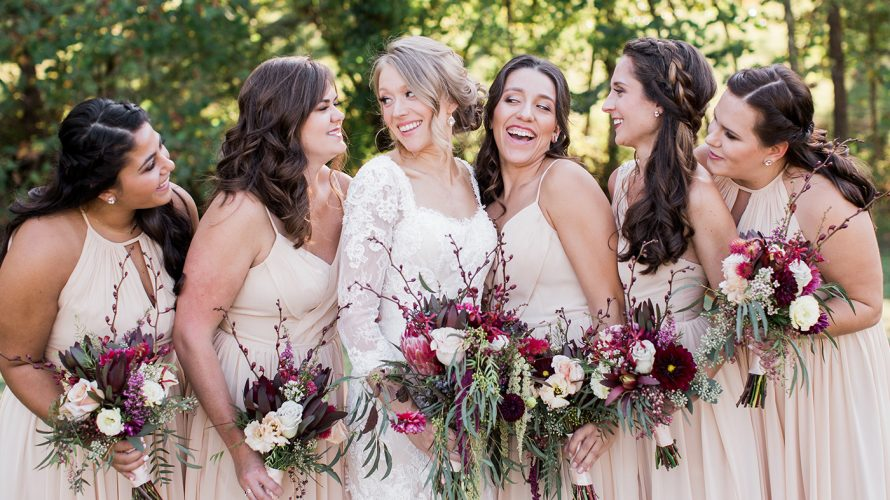 bridal hair makeup in richmond charlottesville virginia radiant reflection hair and makeup